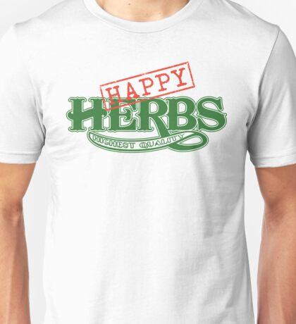 Happy Herbs Unisex T-Shirt