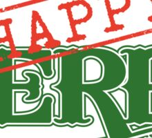 Happy Herbs Sticker
