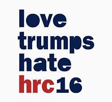 Womens Hillary 2016 shirt - Love Trumps Hate Hillary Womens Shirt Women's Relaxed Fit T-Shirt