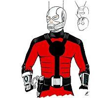 Ant-Man Movie Concept Photographic Print
