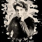 Emma Goldman Tribute by Bela-Manson