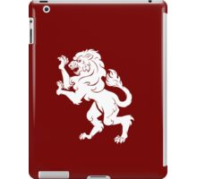 House of the Lion iPad Case/Skin