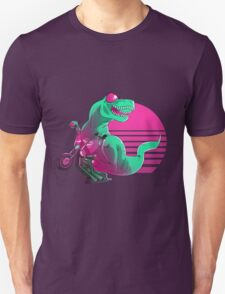 When Dinosaurs Ruled the Road Unisex T-Shirt