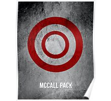 McCall Pack Poster