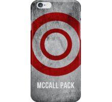 McCall Pack iPhone Case/Skin