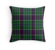 00924 Wilson's No. 111 Fashion Tartan  Throw Pillow