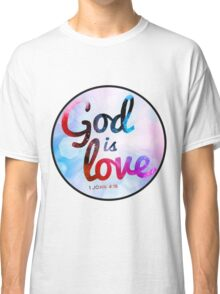 Love Quote Classic T-Shirt