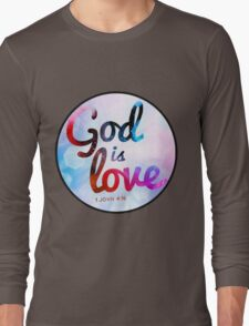 Love Quote Long Sleeve T-Shirt