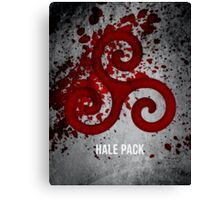 Hale Pack Canvas Print