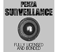 Penza Surveillance  Photographic Print