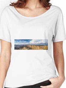Grand Canyon - Desert View Panorama Women's Relaxed Fit T-Shirt