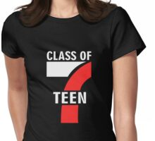 Class of Seventeen Womens Fitted T-Shirt