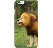 Shake that mane! iPhone Case/Skin