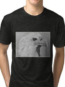 Grey Eagle Tri-blend T-Shirt