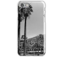 Plaza Real iPhone Case/Skin