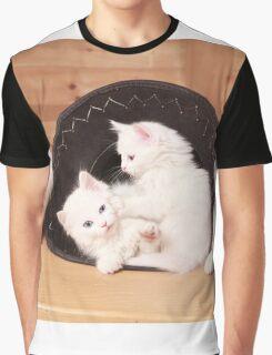 Family Portrait Graphic T-Shirt