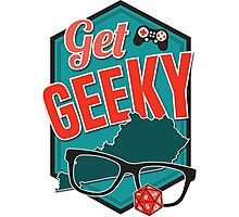 Get GeeKY Logo Photographic Print
