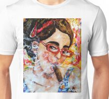 Smoking with specs 3 Unisex T-Shirt