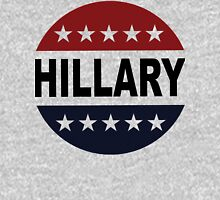 Hillary Clinton 2016 Retro Vote Button Womens Shirt Women's Relaxed Fit T-Shirt