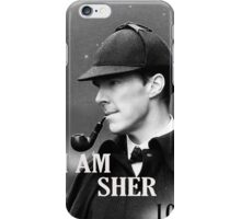 SHERLOKC iPhone Case/Skin