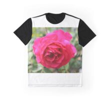 Rose in full bloom Graphic T-Shirt