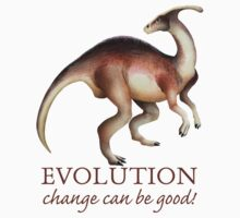 Evolution Humor by Zehda