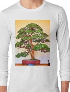 Bonsai Tree Long Sleeve T-Shirt