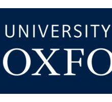 University of Oxford Sticker