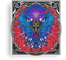 High Fly-Eagle Wind Canvas Print