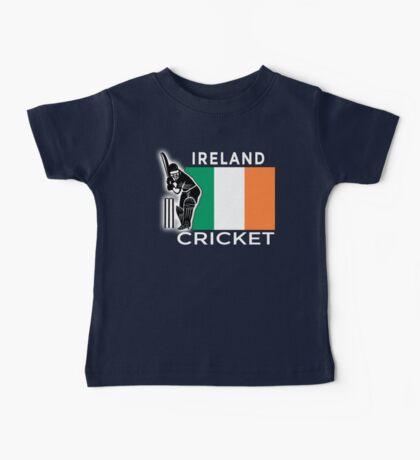 Ireland Cricket Baby Tee
