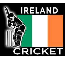 Ireland Cricket Photographic Print