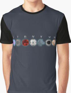 SPHERE WARS Graphic T-Shirt