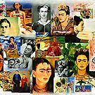 Obsessed with Frida Kahlo by Madalena Lobao-Tello