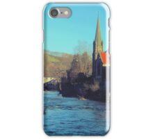 River Dee Llangollen iPhone Case/Skin
