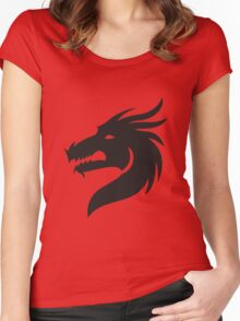 T-shirt Dragon Women's Fitted Scoop T-Shirt