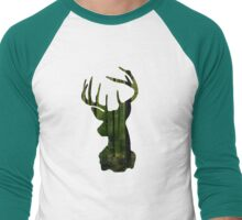 Big Buck Men's Baseball ¾ T-Shirt