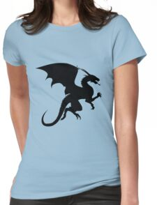 T-shirt Dragon Womens Fitted T-Shirt
