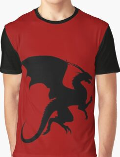 T-shirt Dragon Graphic T-Shirt