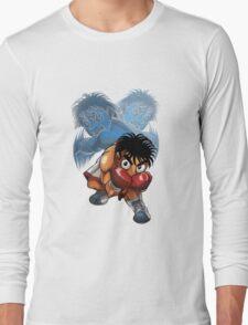 Ippo Hajime no ippo Long Sleeve T-Shirt