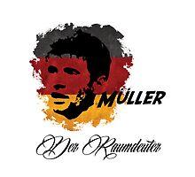 Germany Thomas Muller World Cup 2014 by sportskeeda