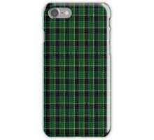 00914 Wilson's No. 79 Fashion Tartan  iPhone Case/Skin