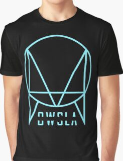 OWSLA Blue Graphic T-Shirt