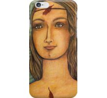 Feather weight iPhone Case/Skin