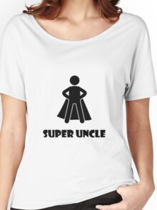 Super Uncle Women's Relaxed Fit T-Shirt