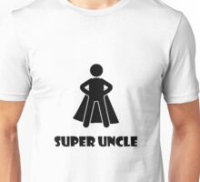 Super Uncle Unisex T-Shirt