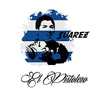 Uruguay Luis Suarez World Cup 2014 Photographic Print