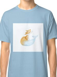 The foxy whale Classic T-Shirt