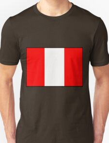 Number 7 Flag Unisex T-Shirt