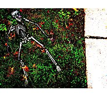Unearthed Photographic Print