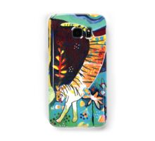 Leaping Tiger Samsung Galaxy Case/Skin